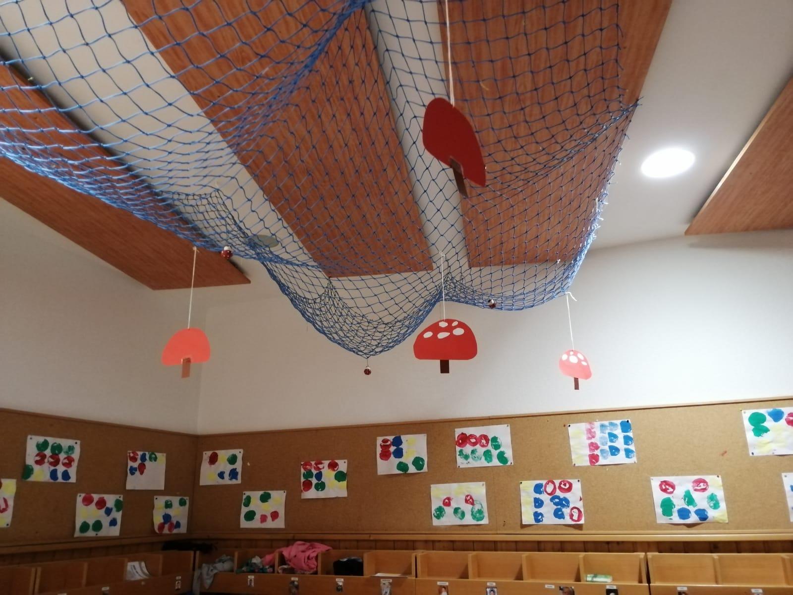 "Garderobe Kindergarten ""Hasen"""