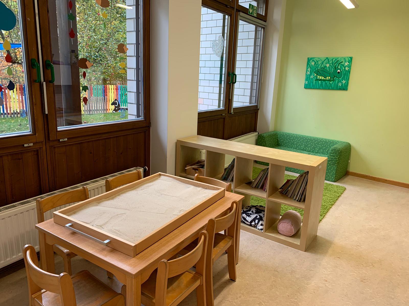 """Kreativraum Kindergarten """"Igel"""""""