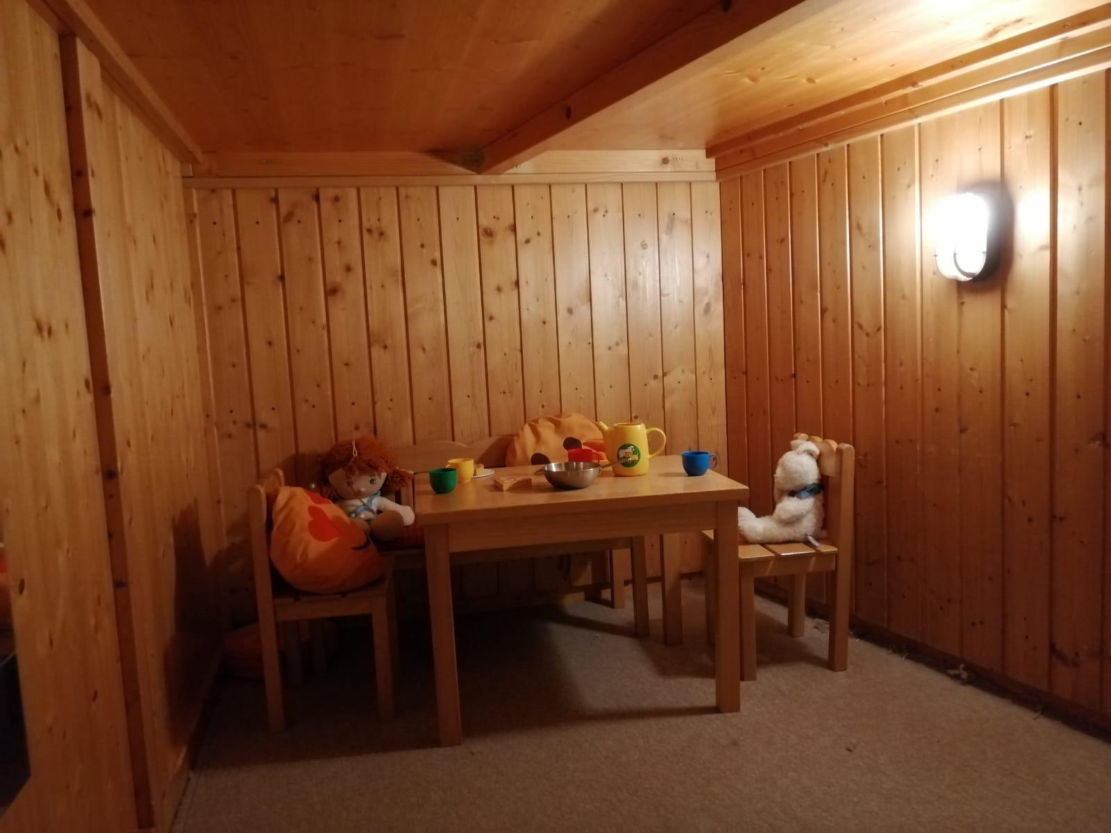 """Puppenecke Kindergarten """"Hasen"""""""