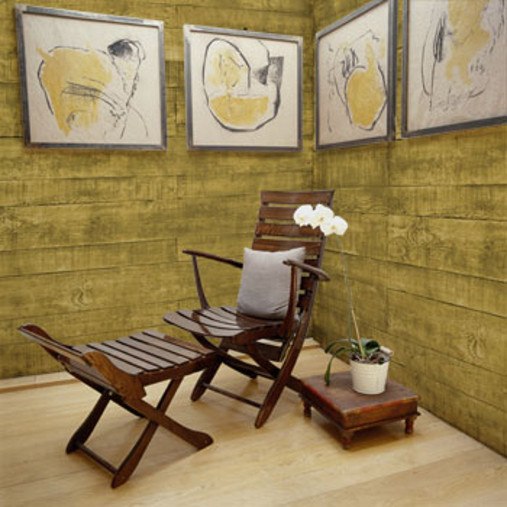 Wandverkleidung mit Holzimitatpaneel M-154 Plank Wood