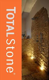 Totalstone Steinpaneele aus Kunststein zur Wandverkleidung