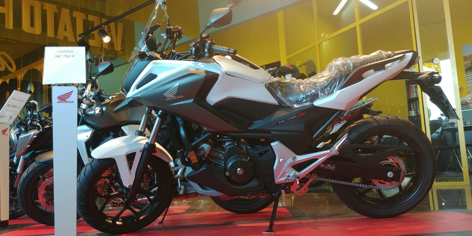 Honda CB500X;Erstzulassung 2019