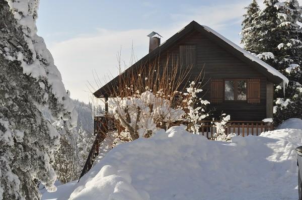 Chalet les pl iades havre de paix l 39 alpe du grand serre site de chalet lespleiades - Office du tourisme alpe du grand serre ...
