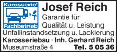 Karosserie Fachbetrieb Reich