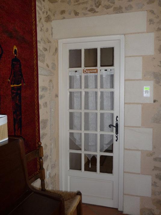 Chambre Bignone Entrée depuis salon