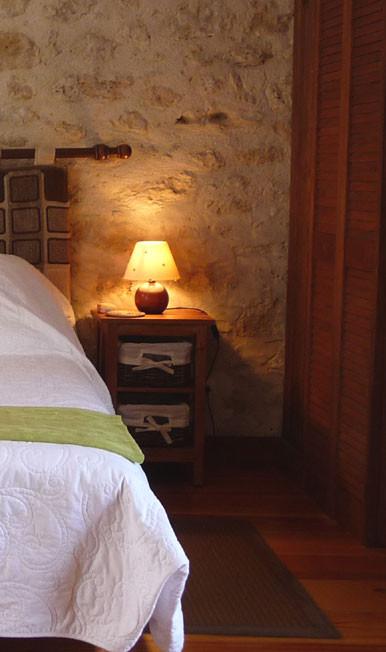 Gîte l'Estebot  Ruch Gironde-chambre -détails
