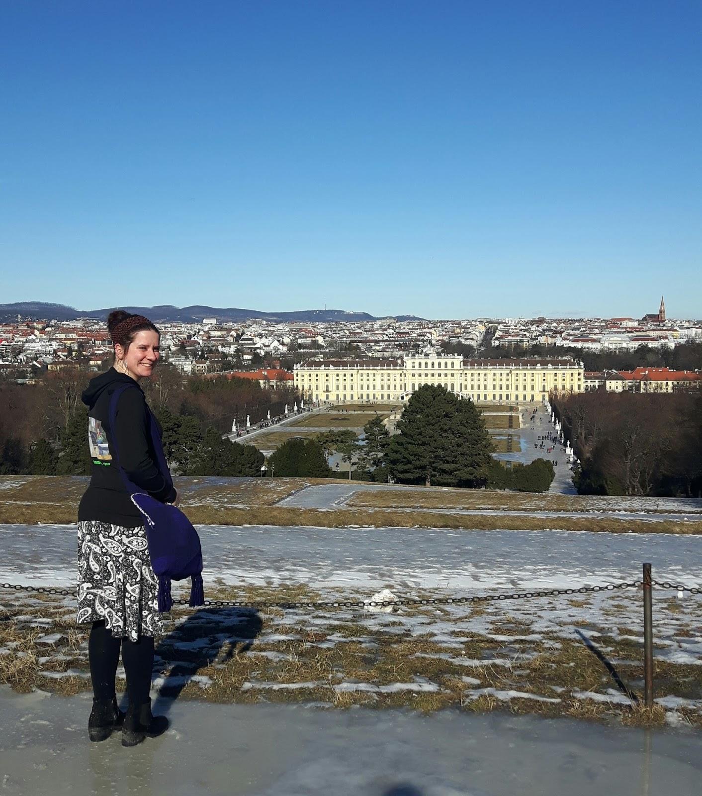 Schloss Schönbrunn Wien Austria