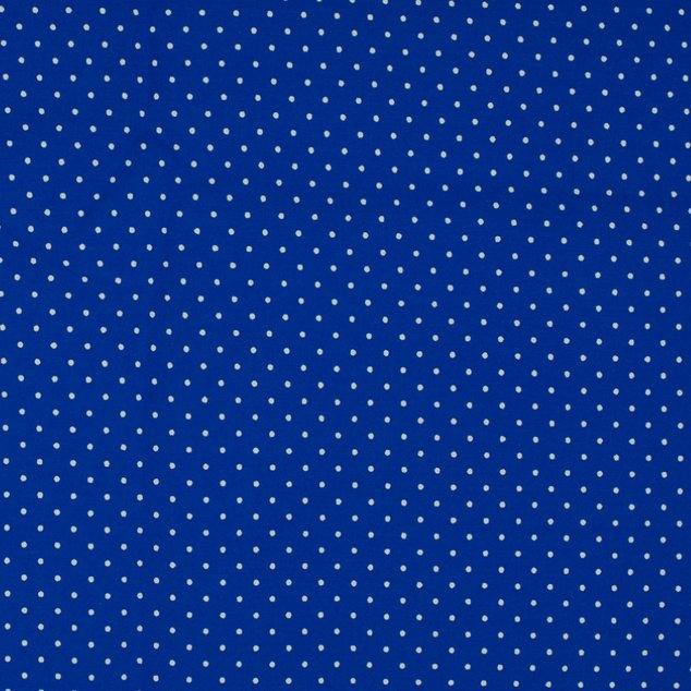 Punkte klein blau