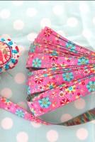 Mandalablumen pink 12 mm