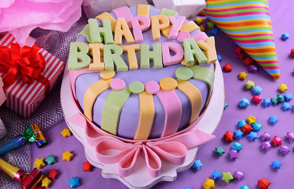 pastel de cumpleaños infantil
