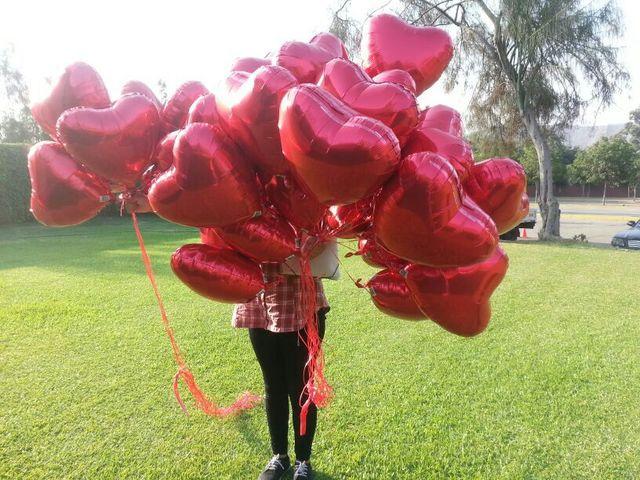 como inflar globos metalicos con helio
