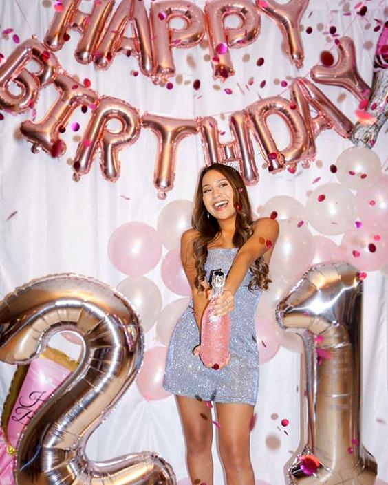cumpleaños 21 años