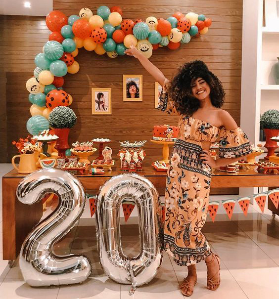 fiesta 20 años