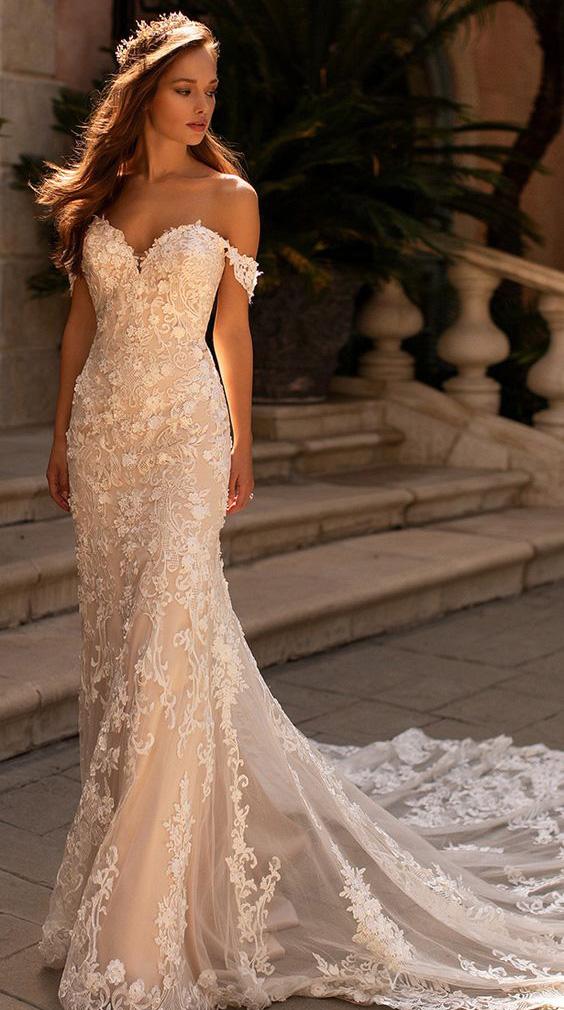 2020 vestidos de novia