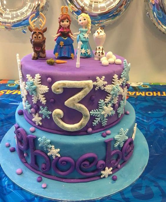 frozen fiesta de cumpleaños