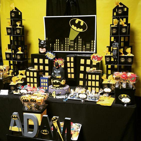 fiesta vintage de batman