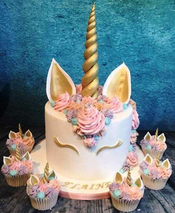 unicornio fiesta de cumpleaños