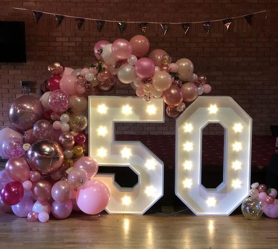 decoracion-50-años