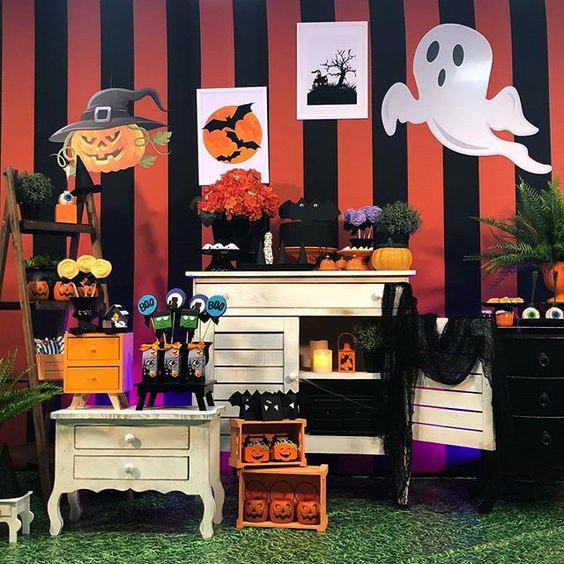fiesta tematica halloween
