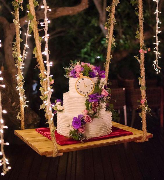 tortas modernas para boda