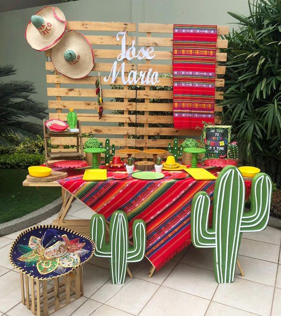 ideas fiesta mexicana