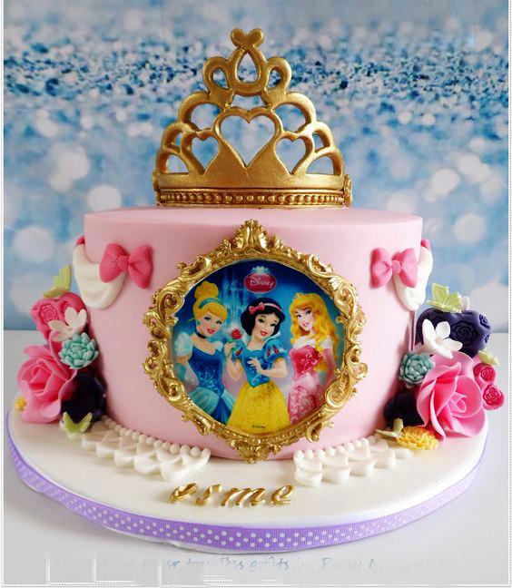 fiesta tematica de princesas