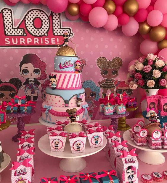 pastel lol surprise dolls