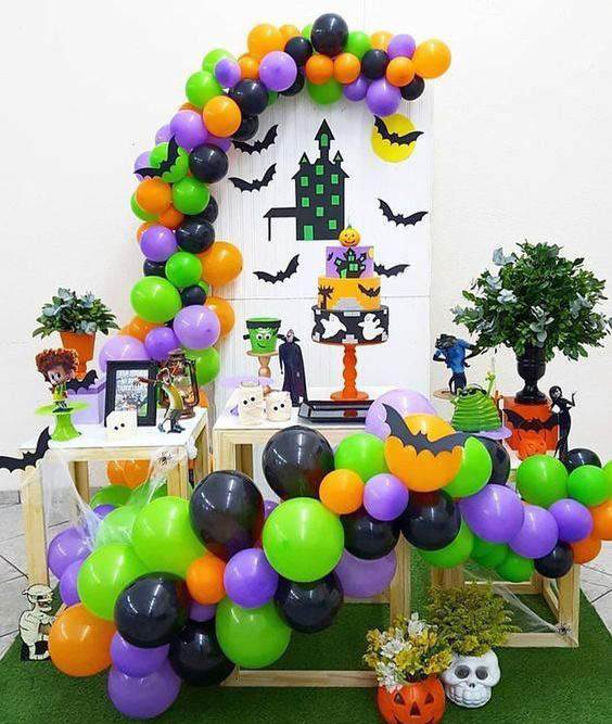 decoracion de halloween infantil