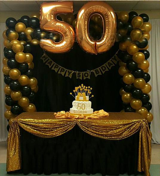 decoracion-50-años-elegante
