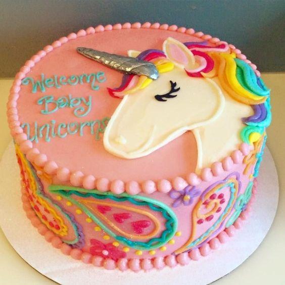fiesta tematica unicornio