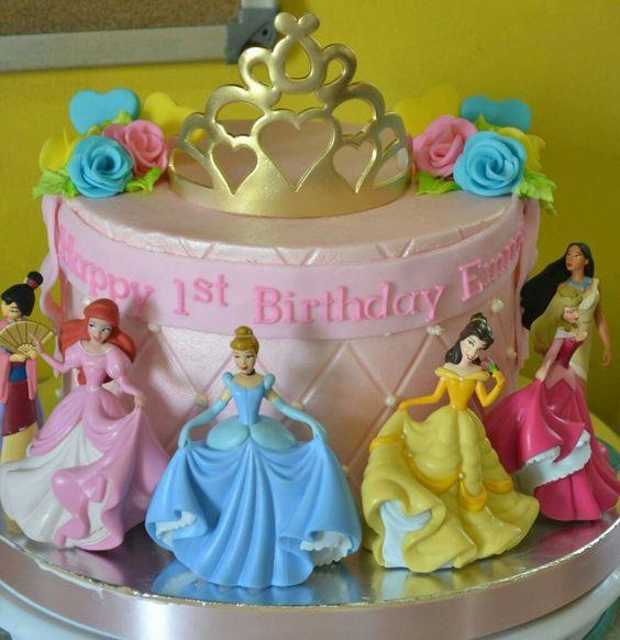 cumpleaños fiesta princesas