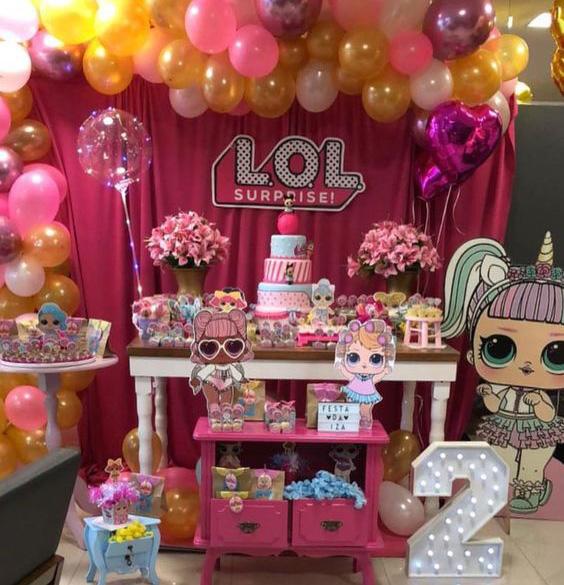 fiesta lol surprise dolls