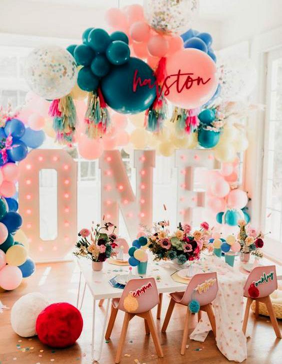 como decorar una fiesta en casa