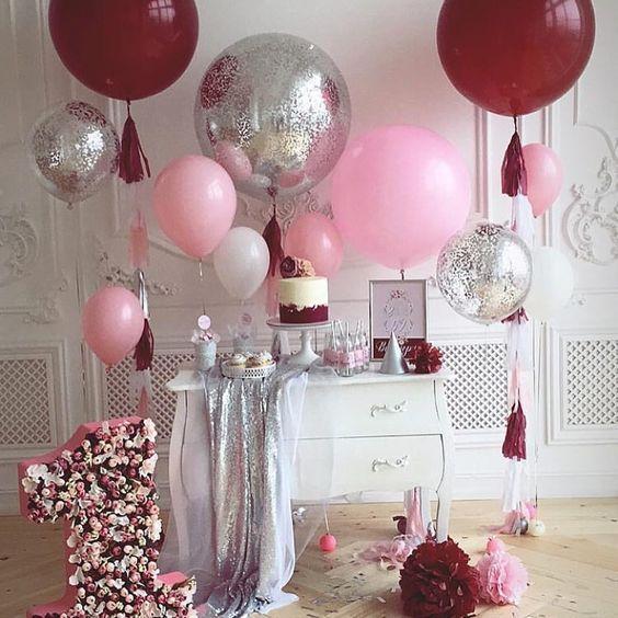globos gigantes para cumpleaños