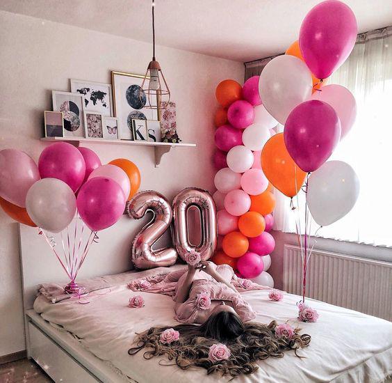 ideas decoracion 20 años