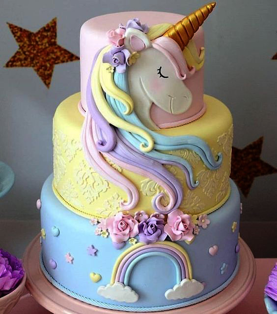 torta fiesta unicornio