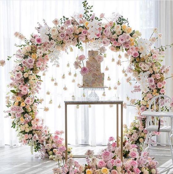 flores para decoracion de boda