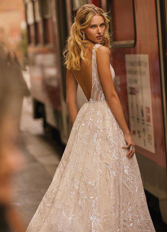 tendencia vestidos de novia 2020
