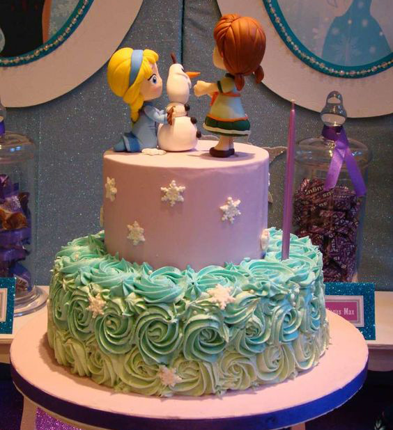 ideas cumpleaños frozen