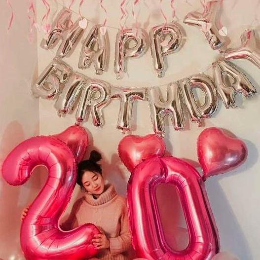 cumpleaños 20 años