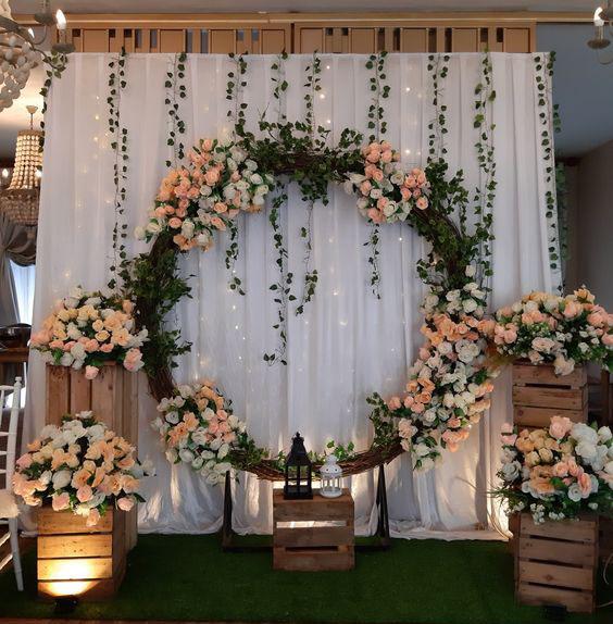 arcos para decoracion de boda