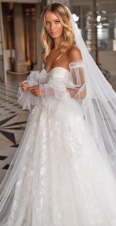 2020 novias vestidos