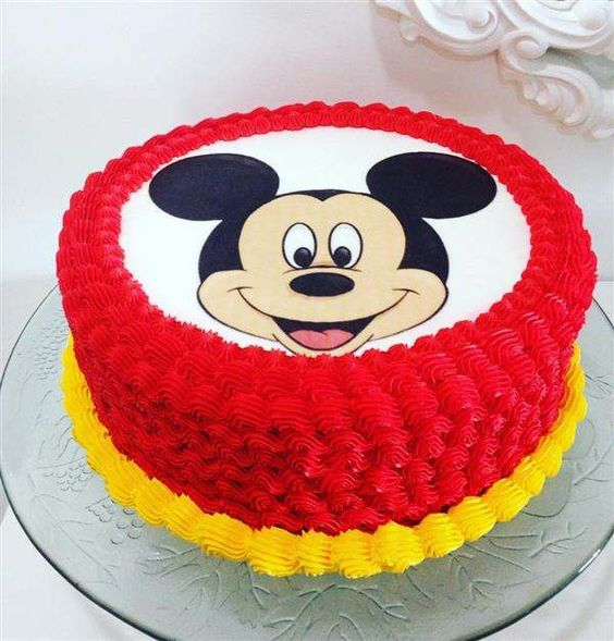 ideas fiesta de mickey