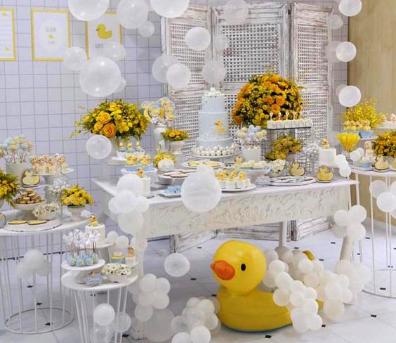 ideas para un baby shower tematico