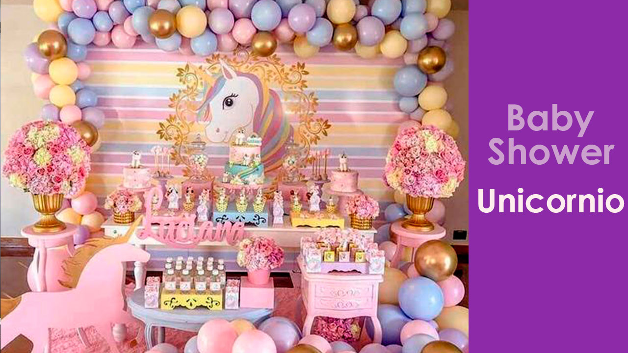 Baby Shower Decoracion Para Fiestas