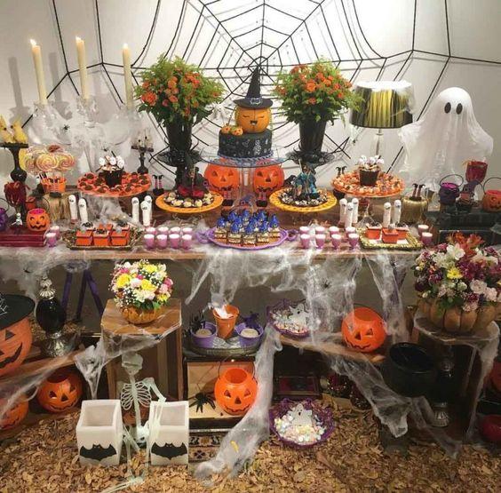 ideas para fiesta de halloween