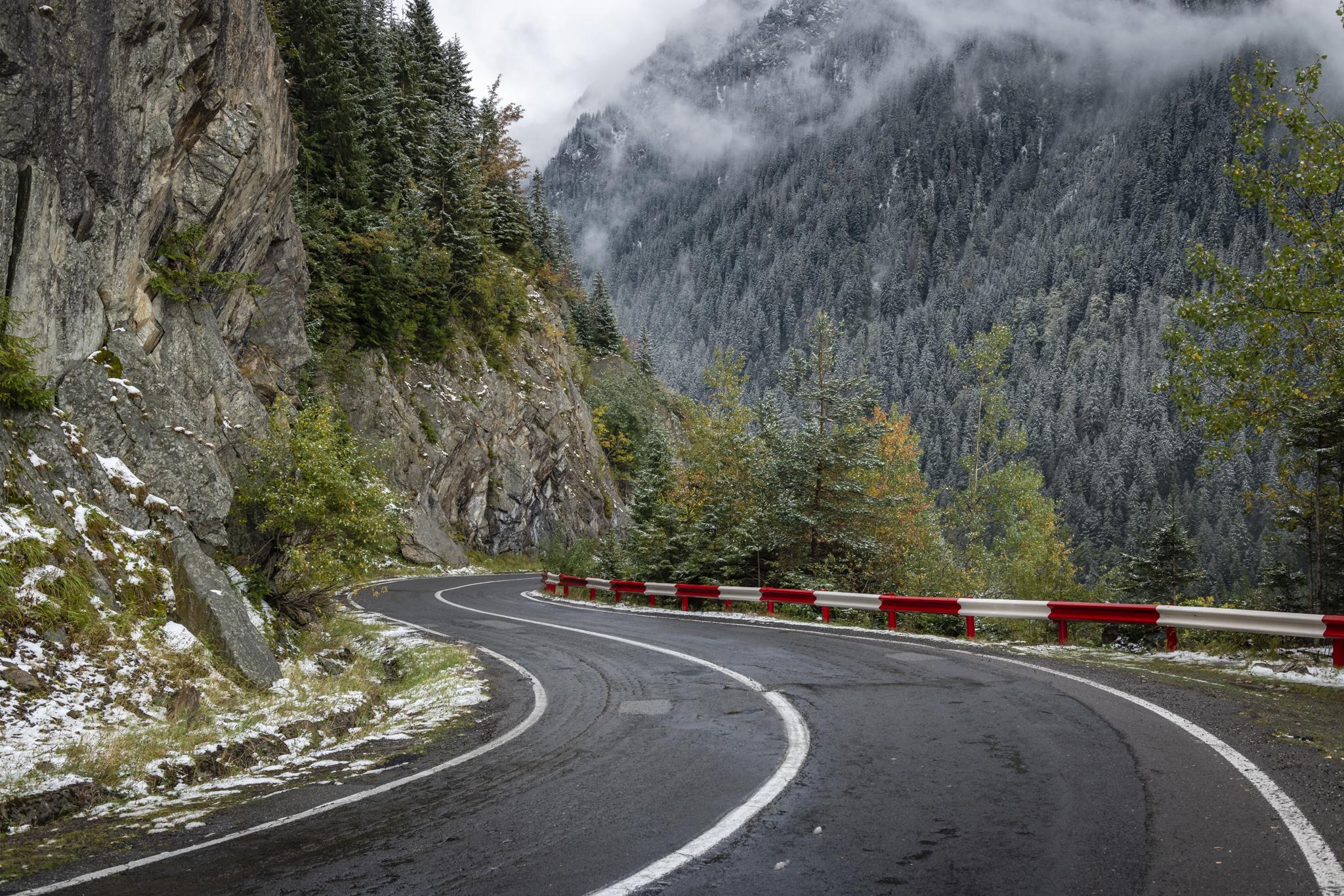 Transfăgărășan - Transfogarascher Hochstraße / Reisebericht Rumänien