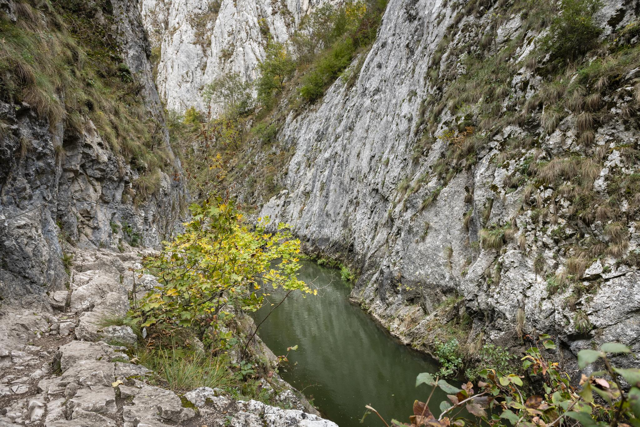 Cheile Turzii - Thorenburger Klamm / Reisebericht Rumänien