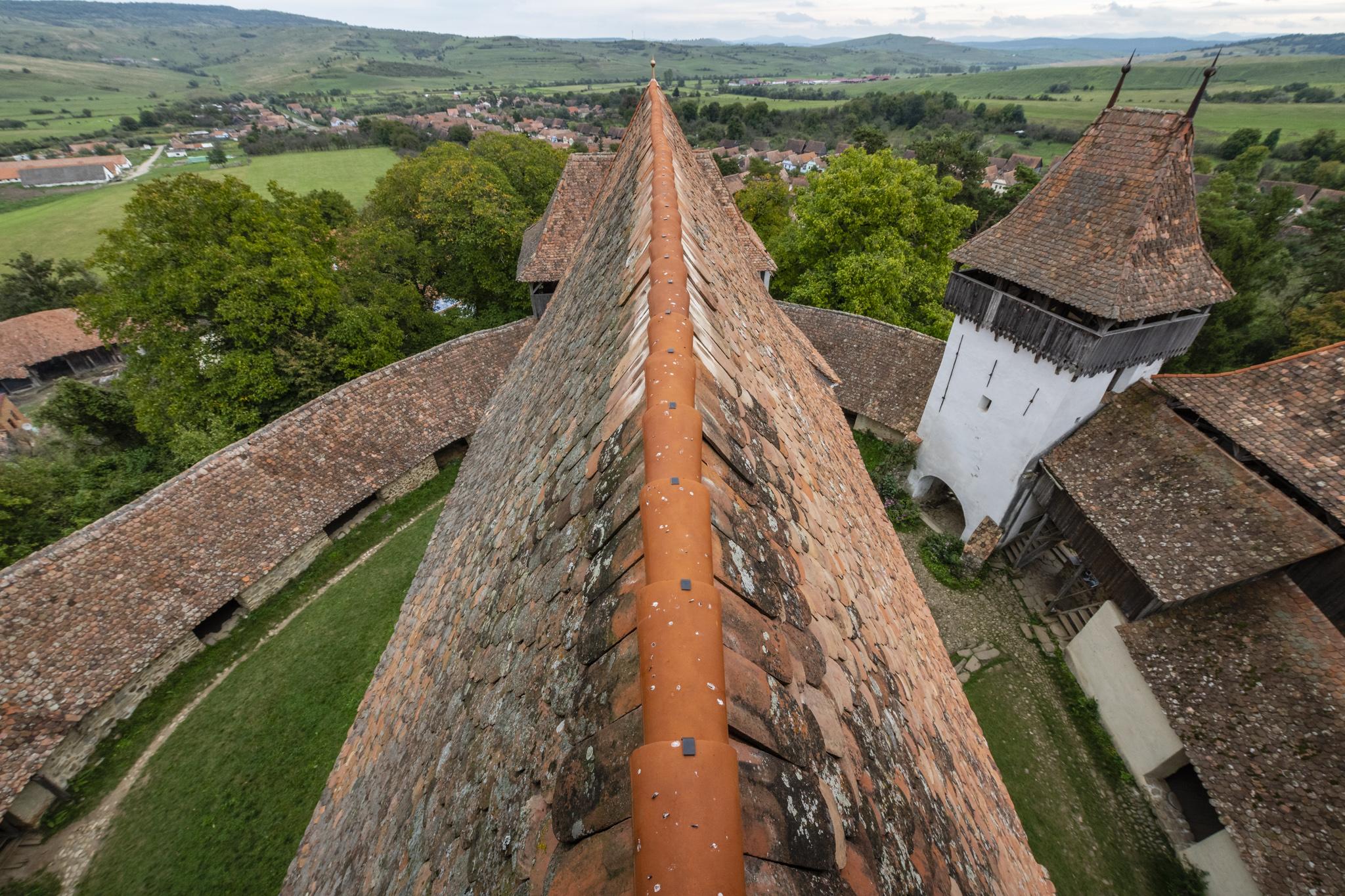 Viscri / Deutsch-Weißkirch / Reisebericht Rumänien