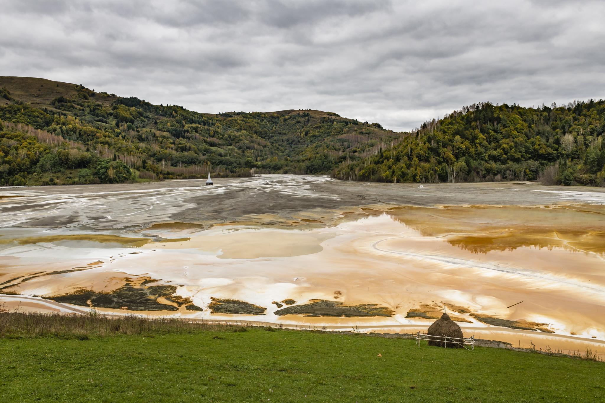 Toxic Sea - Der Giftsee von Geamăna / Reisebericht Rumänien